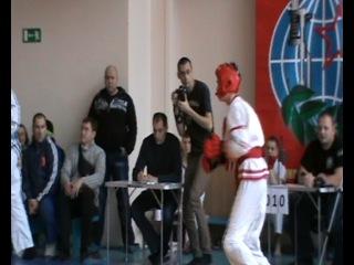 Цыбин Павел Златоуст -Ушаков Евгений Сатка  14-15 лет вес котег.49,5