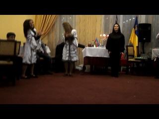 Новруз Байрам азер. общества Достлуг в ресторане Баку в г.Харьков