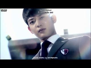 Kyuhyun & Tiffany - Rise and Shine рус. саб./ рус. суб [rus_karaoke; rom; translation]