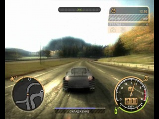 NFS Most Wanted | Mitsubishi Eclispe | 0228