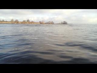 Рыбалка на форваторе волна1