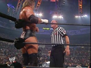Shawn Michaels vs. Triple H Summerslam 2002