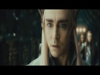 Legolas' mom is a bitch