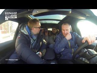 Range Rover Sport 2014 Autobiography 510 л с Большой тест драйв со Стиллавиным