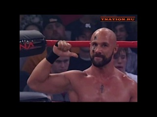Christopher daniels vs jay lethal (bound for glory 2007)