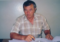 Виктор Яковенко, Краснослободск