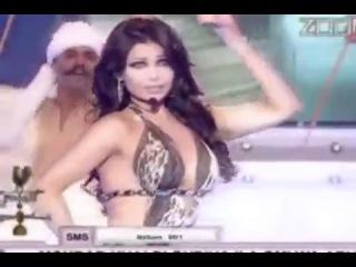 Bikini haifa wehbe Arab Star