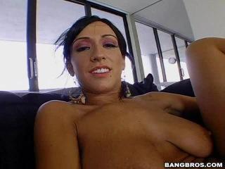 Ricki White and Ramon - Cockzilla In My Ass