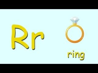 Английский для детей. Поём алфавит. Обучающее видео.