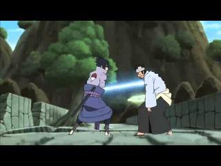 Sasuke vs. Danzo - Eminem -Go to Sleep