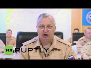 Сирия: Россия требует 72-часового режима спокойствия в Восточной Гуте и Дарайя.