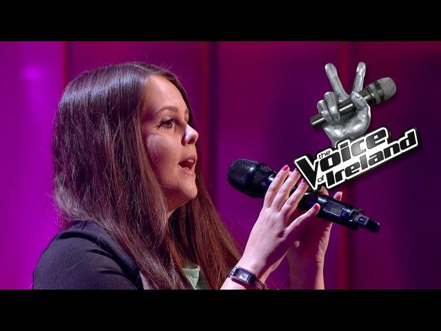 Шоу Голос Ирландия 2016 Донна МакДейд с песней Секретная любовь The Voice of Ireland 2016 Donna McDade Secret Love