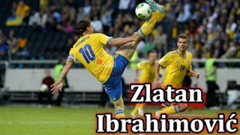 Zlatan Ibrahimović _Skills,Controll Ball,Nutmegs,Goals 2017 HD