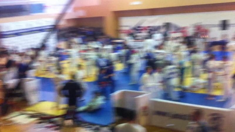 Соревнования междунородный турнир по дзюдо