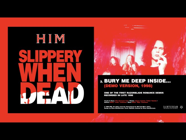 HIM Bury Me Deep Inside Your Heart Demo Version 1998 Remastered