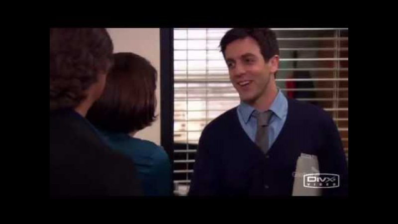 The Office - Mrs. California vs Ryan - Bitch