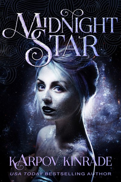 Midnight Star (Vampire Girl #2)