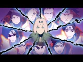 Naruto TV-2: Shippuden Opening 16/Наруто ТВ-2: Шиппуден Опенинг 16 (Creditless/без текста)