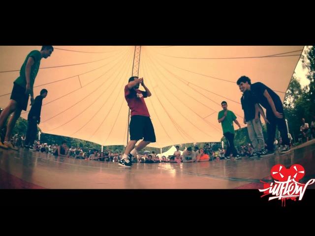 TroubleMakerz vs Teembo Litky Shustriy SummerBattle 2012