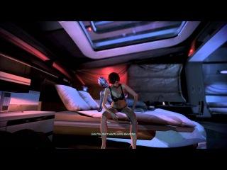 [HD] Mass Effect 3 - Female Shepard x Liara T'soni Romance (1920x1080 4x SGSSAA) Best Version