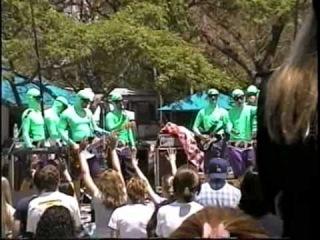 AQUABATS - Cal State Fullerton 1998