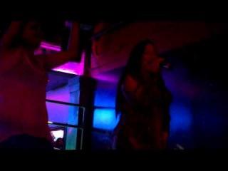 Shirley V. performing at Bottoms Up in Buffalo NY 1/18/14