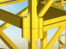 Kule vinç nasıl kurulur   How to install the tower crane