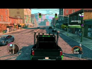 Видео-рецензия на Saints Row: The Third ( обзор by OnePoint)