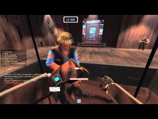 Team Fortress 2 Griefing - Trolling Spy at Halloween 2012