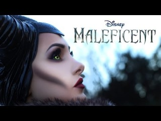 MALEFICENT Disney - Il make up di Angelina Jolie