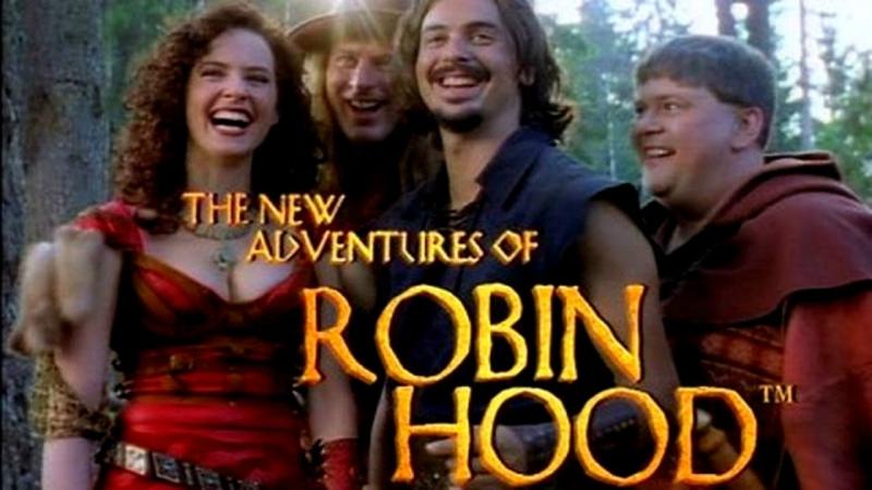 Новые приключения Робин Гуда 1 сезон 07 серия