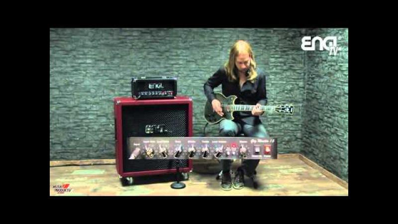 Обзор гитарного усилителя ENGL Gigmaster 15