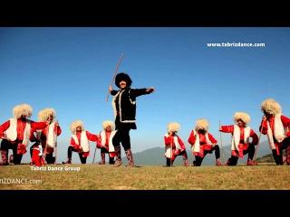 azeri dance super khan choban