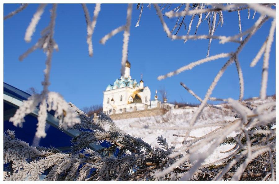 Афиша Красноусольск. Моржевание в проруби, Крещение!
