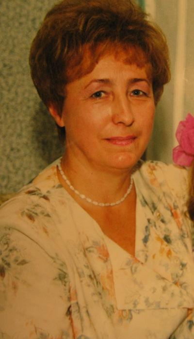 Алевтина Кудрявцева (Тихомирова)