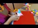 Как слепить клоуна из мастики ч 4 Porcelana Fria Paso a Paso Payaso Bufón 4de4