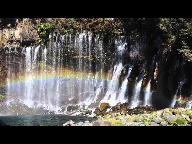 日本百景 富士白糸の滝 静岡県 瀑布 Waterfall 폭포 Cascade Cascada شلال водопад cachoeira झर 2