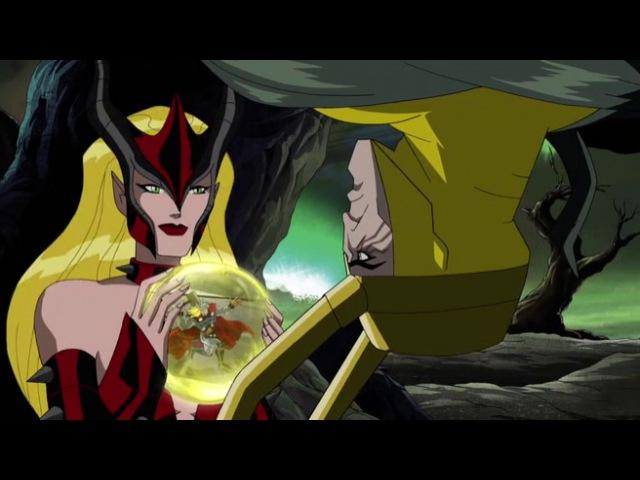 HD Мстители Величайшие Могучие герои Земли The Avengers Earth's Mightiest Heroes сезон 2 серия 15