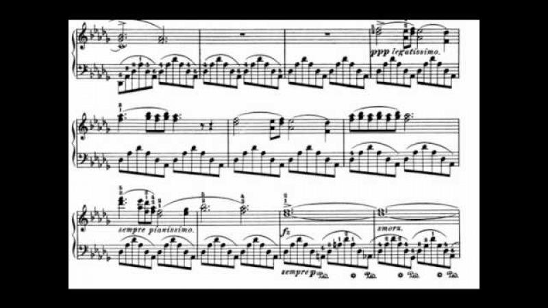 F Chopin Nocturne op 9 no 1 in B flat minor Rubinstein