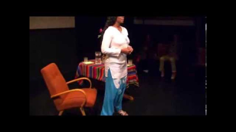 Linda Asha Commodore. Terapie energií Ra-Sheeba a spontánním tancem