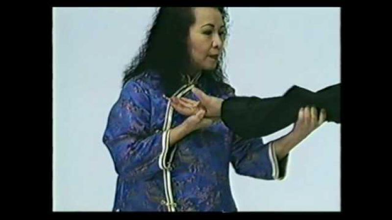 劉莉莉國際鷹爪國術總會 Lily Lau Eagle Claw Kung Fu 72 Joint Locks Part