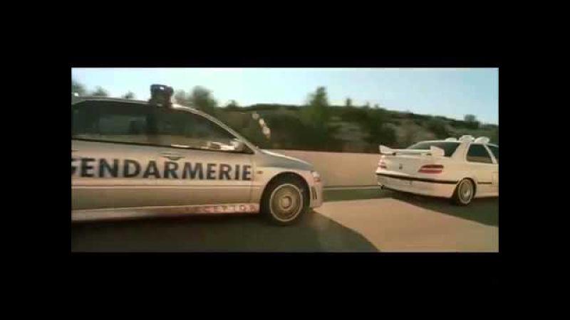Taxi 3 2002 La course