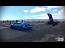 Heffner Twin Turbo Gallardo vs AMS Alpha 9 GT R Shift S3ctor