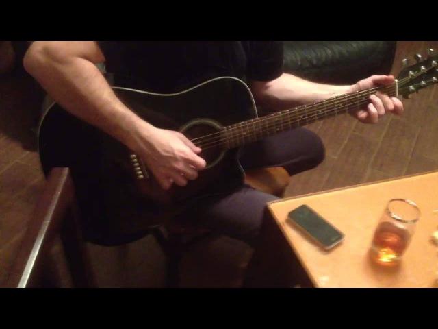 Старая даргинская мелодия на гитаре