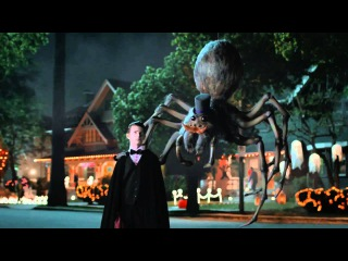 Halloween: Giant Talking Spider - Skittles