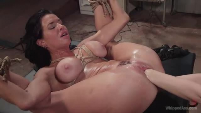 Aiden Starr And Veronica Avluv - MILF Squirts for Hours hard ХХХ аnal fisting with dildo blowjob deep hot анал home porno 15 XXX