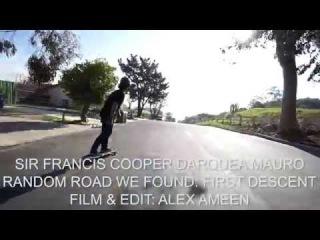 S1 Helmets / Cooper Darquea - Random Road We Found : First Descent