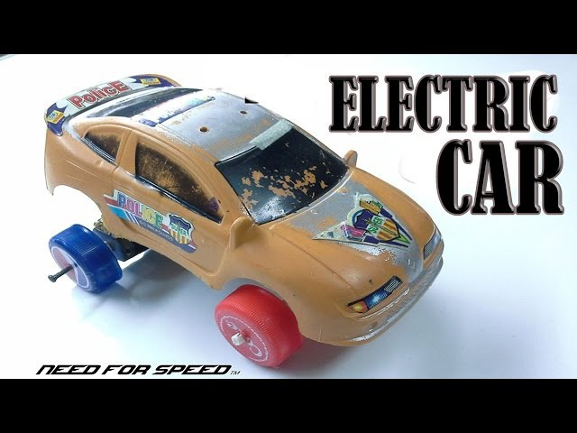 How to make a mini electric car powerd by a usb cable homemade electric car tutorial