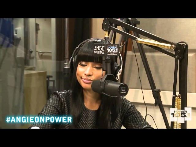 Nicki Minaj Cries HARD!!, Admits She Cheated on BF with Meek Mill, Friendzoning Drake Lil Wayne.