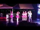 150711 CRAYON POP AT BUYEO SEODONG LOTUS FESTIVAL